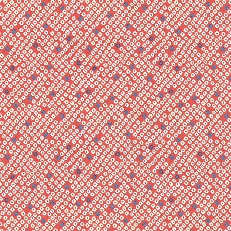 Akemi - Dot Geo (Coral)
