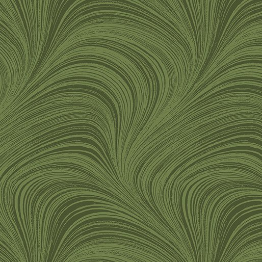 Wave Texture 108 WIDE (Med. Green)