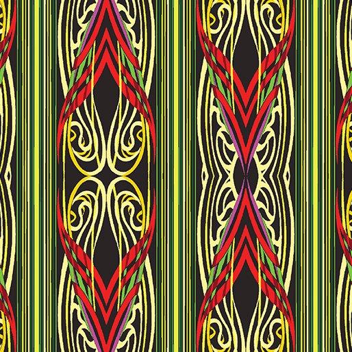 Piece & Joy - Metallic Stripe (Multi)
