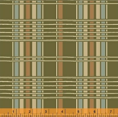 Meadowlark - Plaid (Green)