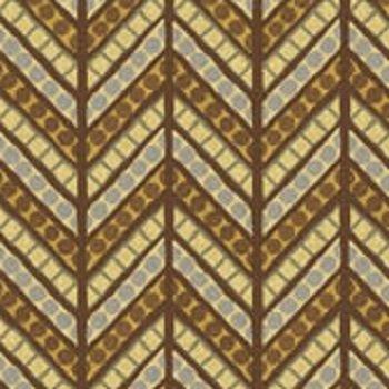 Chablis - Chevron Mosaic (Brown)