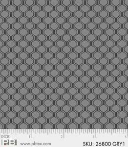 Gray Matters - Waffle (Gray)