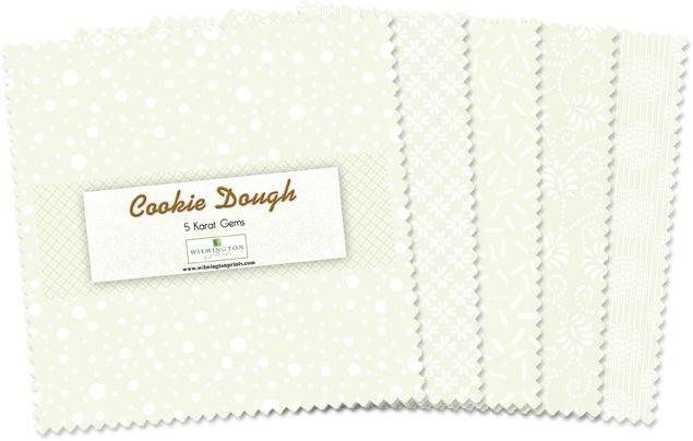 Cookie Dough 5 Squares