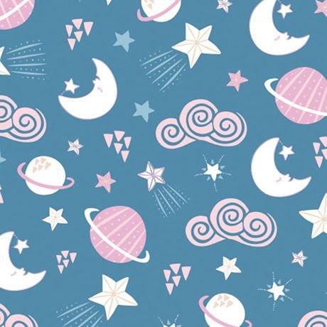 Celestial Zodiac - Planets (Bue)