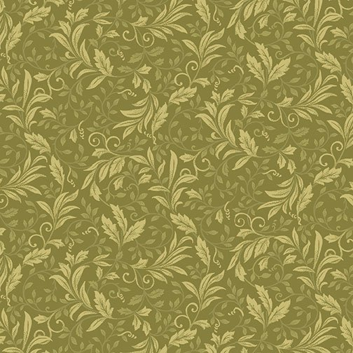 Autumn Leaves - Garden Vine (Sage)
