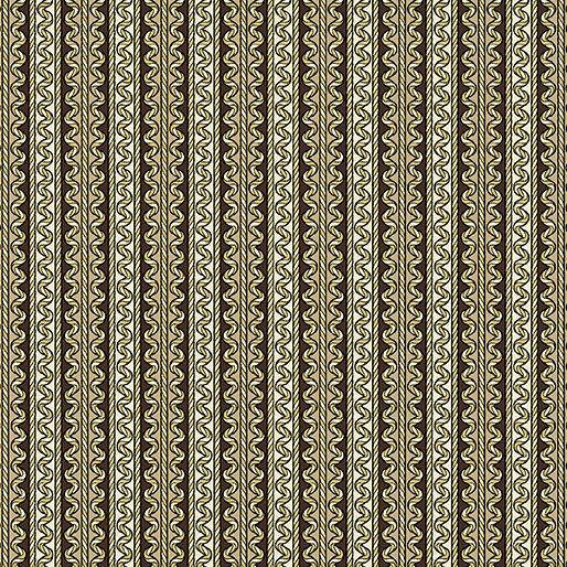 Divine Twine - Stripe Buff