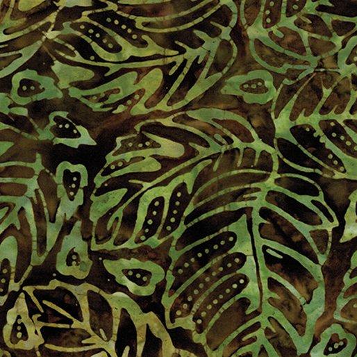 Bali Fiesta Batik - Forest Leaf (Olive)