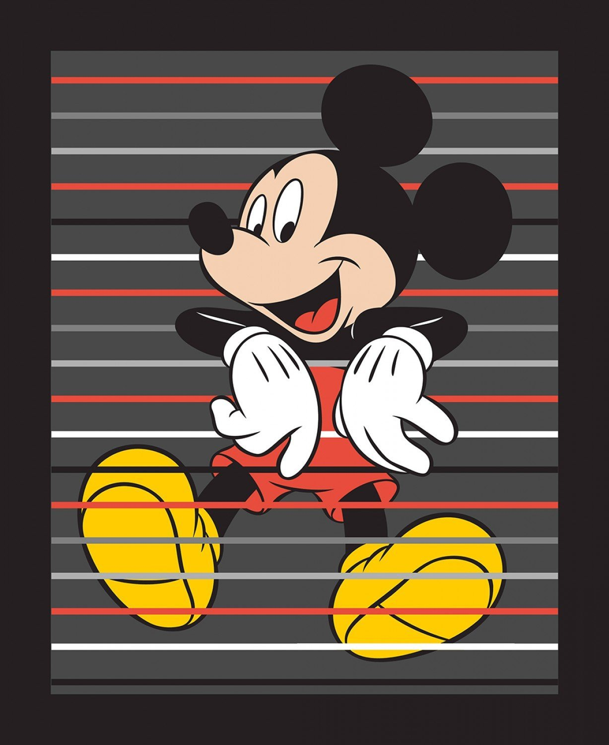 Mickey Traditional - (36 Panel)