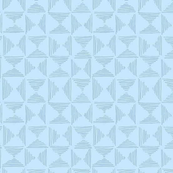 Top Drawer - Basket Weave (Blue)