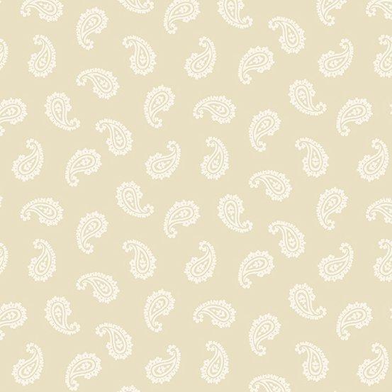 Apple Pie - Paisley (Tan)