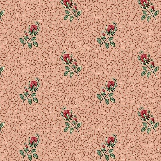 Anne's English Scrapbook - First Rose (Rose)
