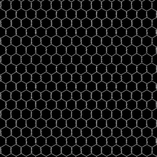Chicken Wire - (Black)