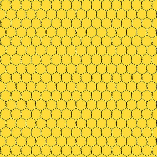 Chicken Wire - (Yellow)