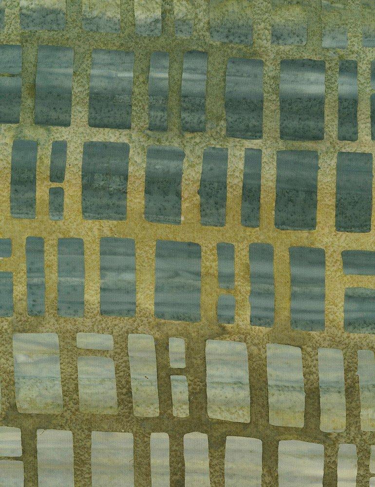 Tonga Batiks - Clay Bricks (Paris)