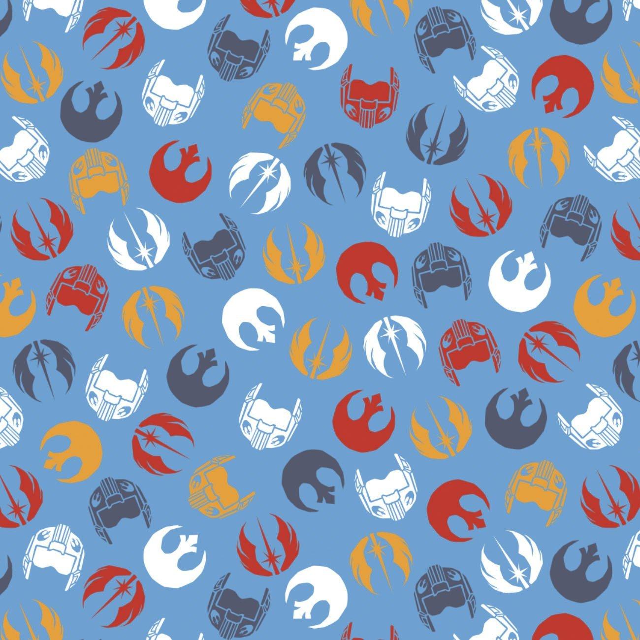 Star Wars - Logos & Masks (Blue)