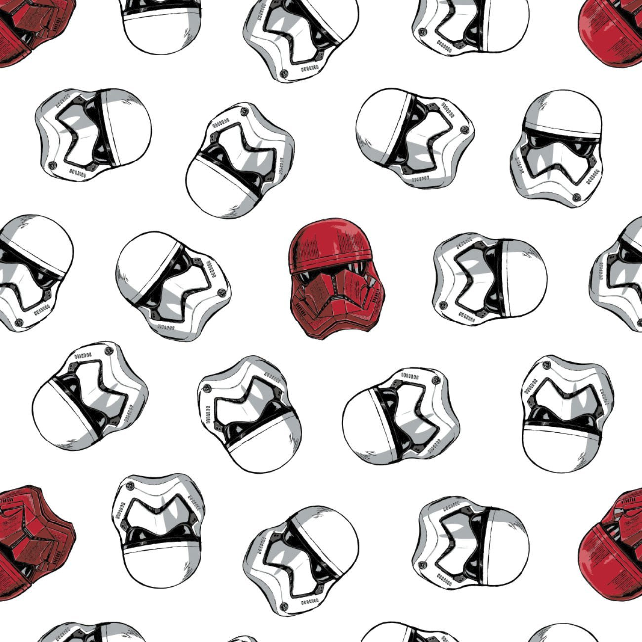 Star Wars IX - Storm & Sith Troopers (White)