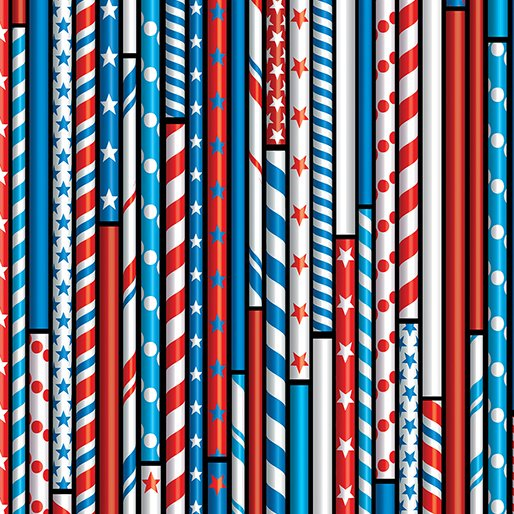 All American - Drawing Straws (Black)