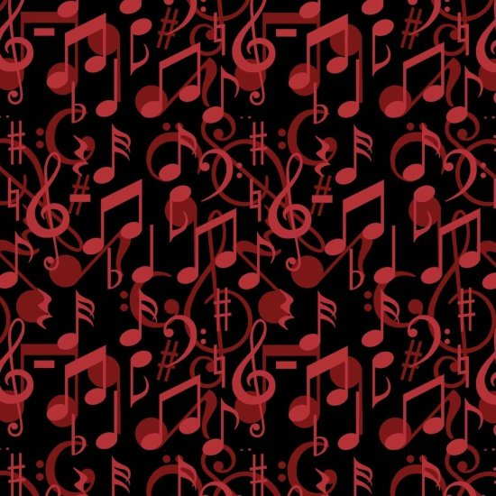 Sounds Of Music -Music Notes