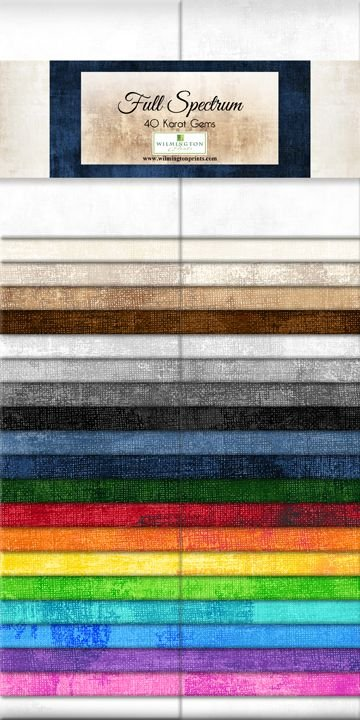 Karat Gems 40 2.5 Strips - Full Spectrum