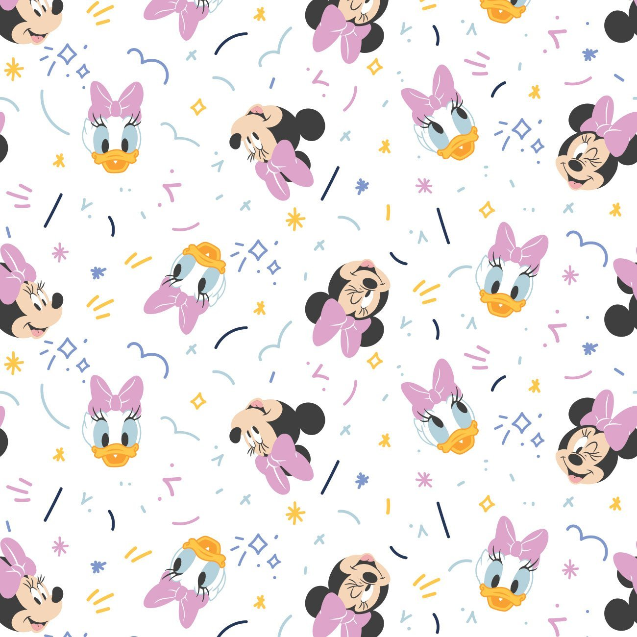 Mickey Mouse - Play All Day Girl (White)