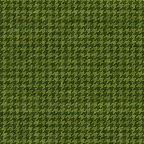Houndstooth Basics (Green)