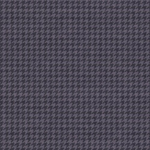 Houndstooth Basics (Muted Purple)