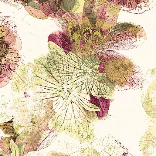 Floral Impressions - Photo Impressions (Rose/Metallic)