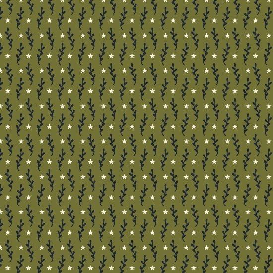 Primitive Stitches - Twigs (Green)