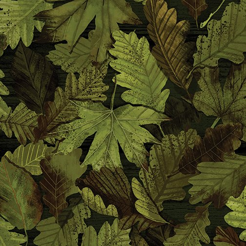 Nature Walk - Forest Foliage (Deep Forest)