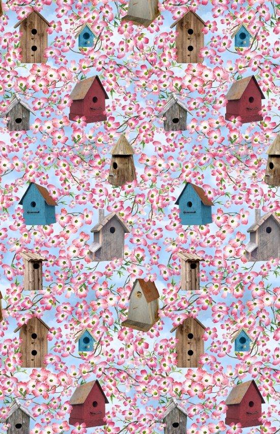 Birds of a Feather - Bird houses