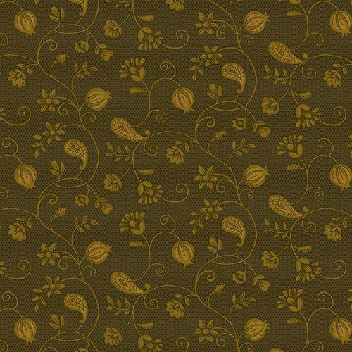 October Morning - Garden Bramble (Green)