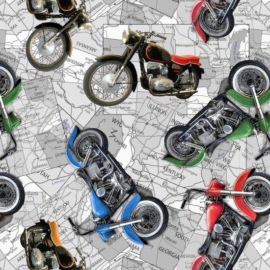 Coast to Coast - Motorcycles