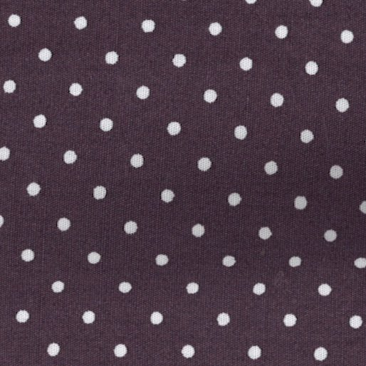 Lots Of Dots - Small Dots (Plum/White)