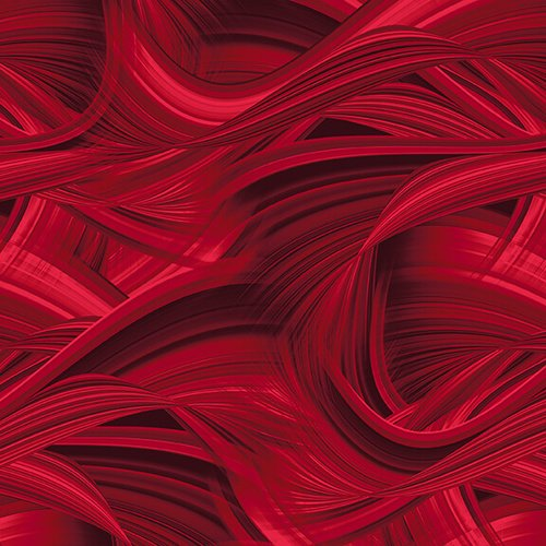 Sedona Wave - Wave (Red) - 108 WIDE