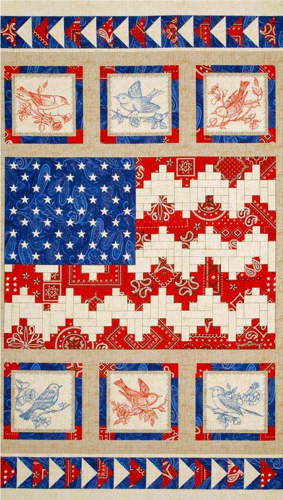 American Beauty - 24 Panel