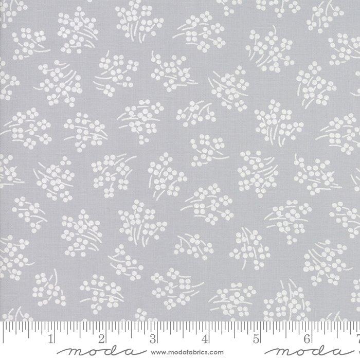 Muslin Mates - Moda Basic Sprays (Zen Grey)