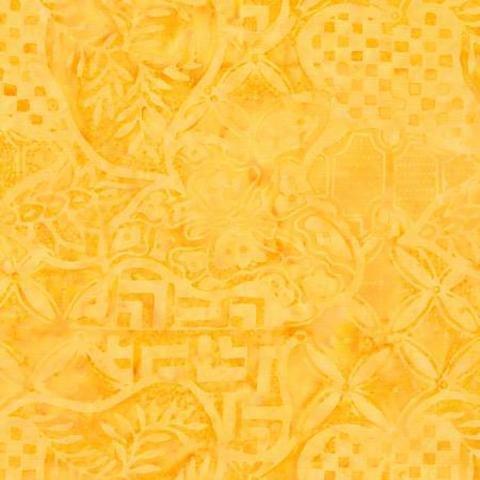 Tonga Batiks - Pond (Daffodil)