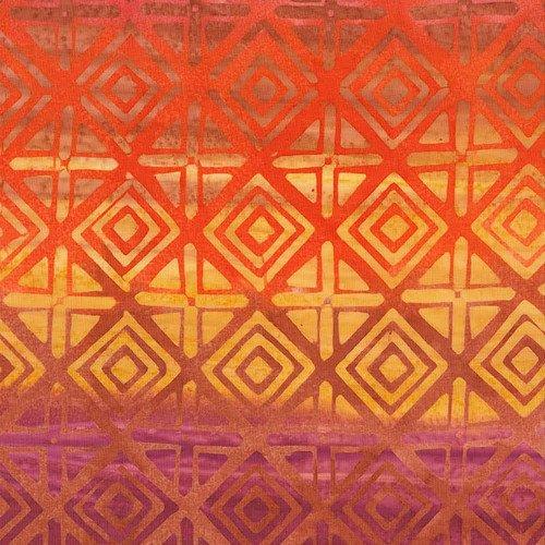 Tonga Batiks - Diamond Tiles (Boston)
