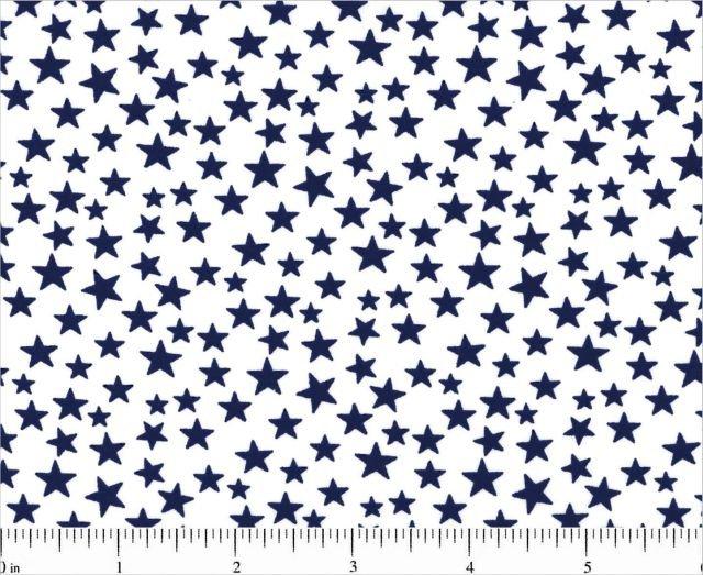 Patriotic - Stars (Blue/White)