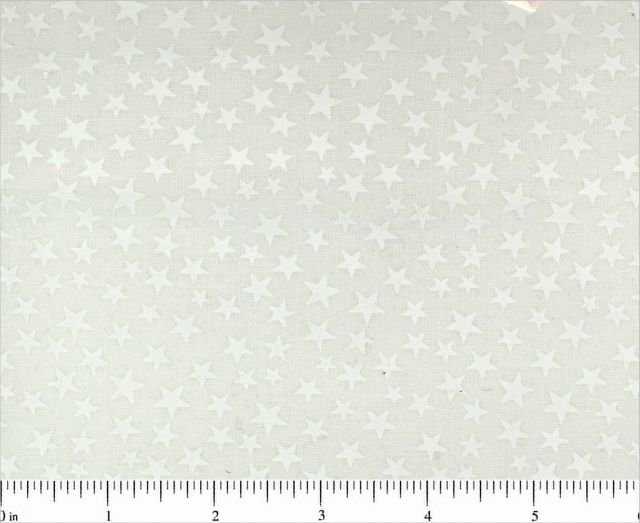 Solid Stars 108 Backing -  (White)