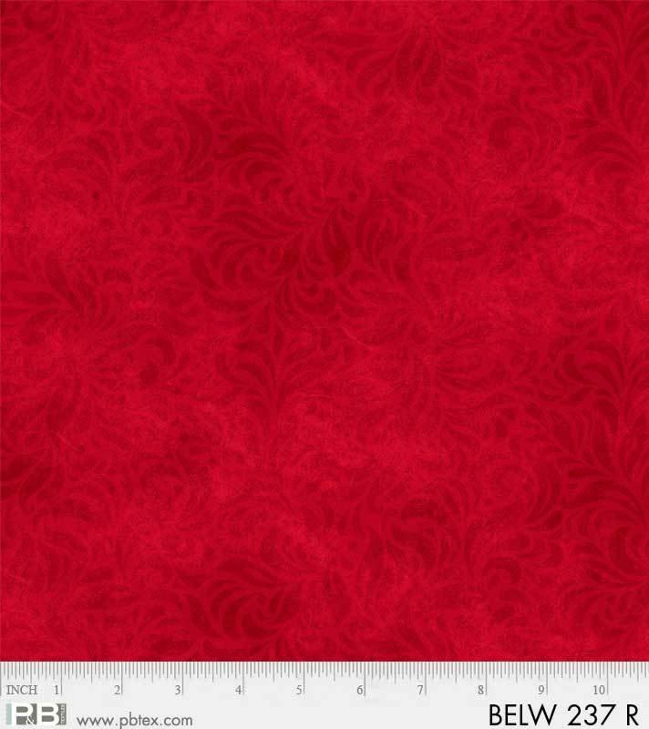 Bella Suede Wideback 108 - (Red)