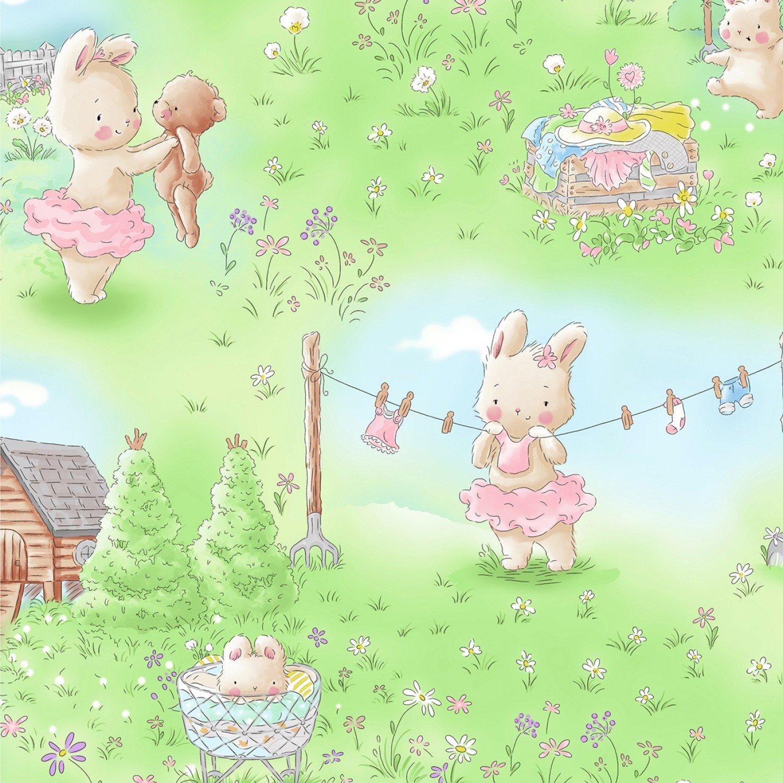 *Bunny In The Meadow (Multi)