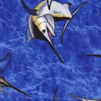 Bart- Marlins (Blue)