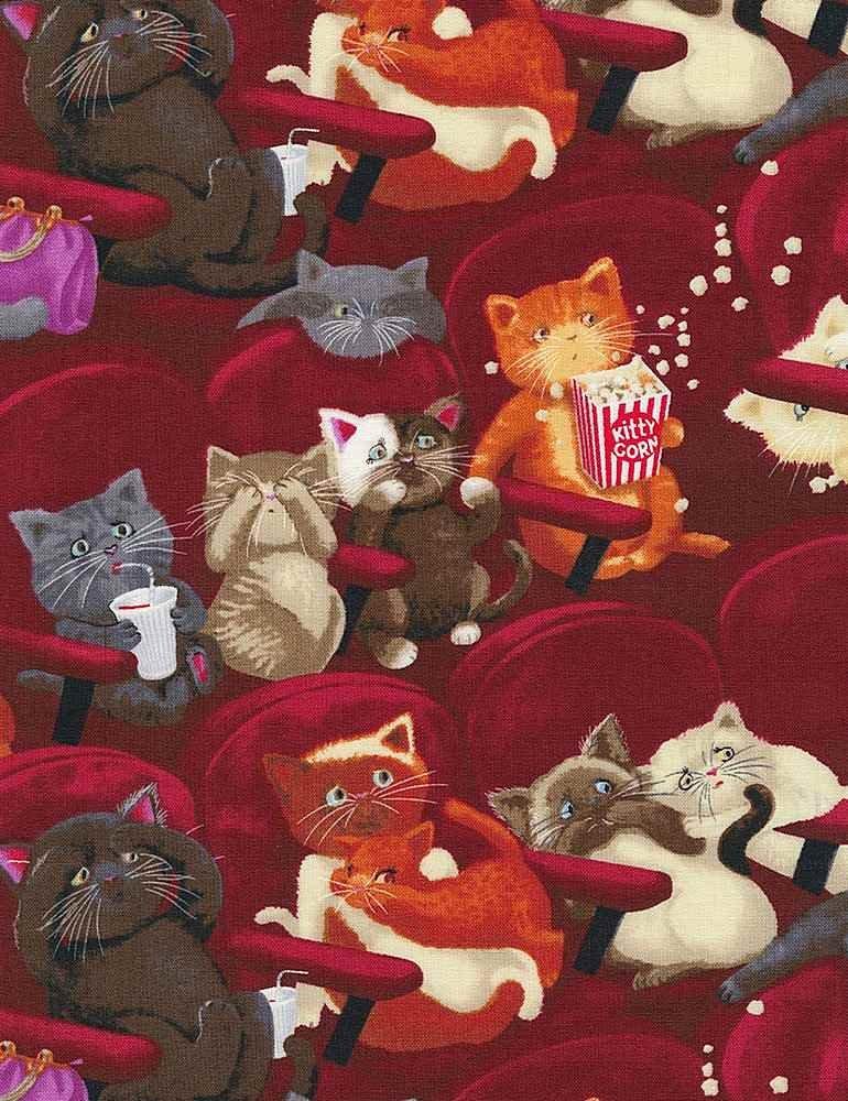 *Scaredy Cats (Wine)