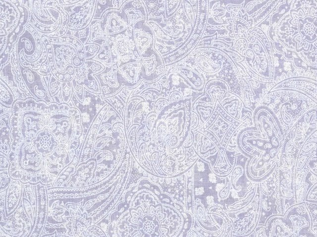 Paisley 108 WIDE (Lilac)
