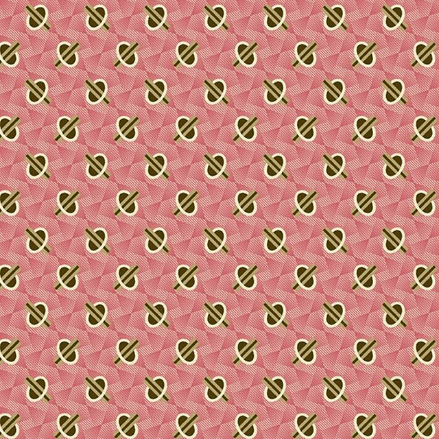 Chesapeake - Geometric (Pink)