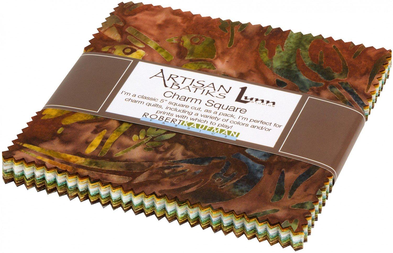 Artisan Batiks - Wildlife Sanctuary 5 Squares