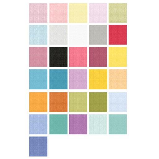 Color Weave 5 Squares