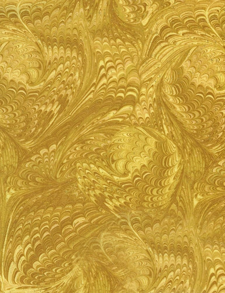 Enchantment - Winged Feathers Metallic (Gold)