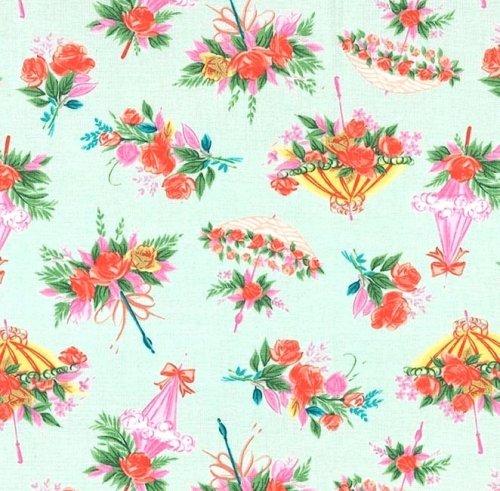 Parasol Bouquet (Mint)